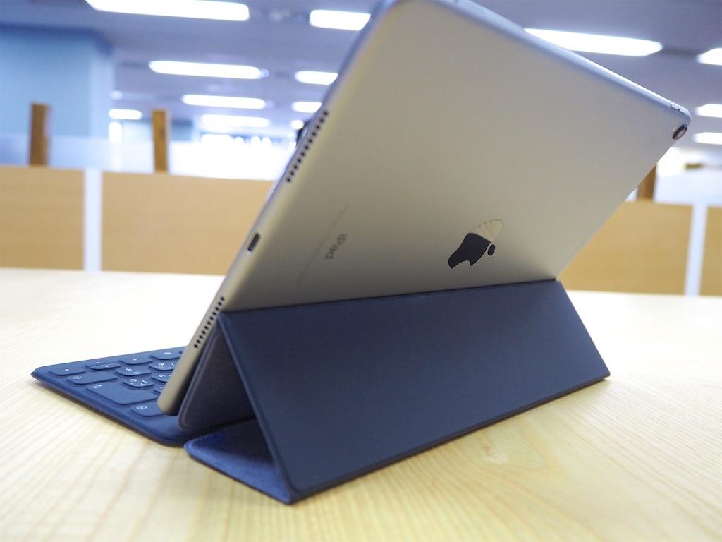 iPad Proの背面