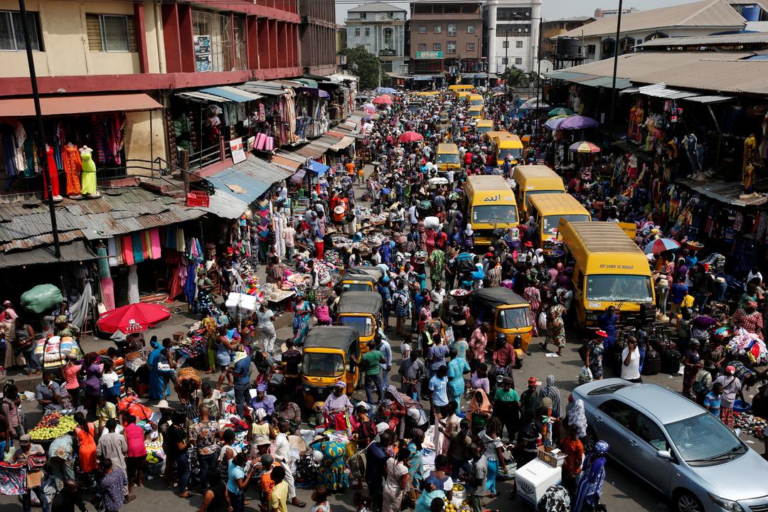 ナイジェリア・ラゴス