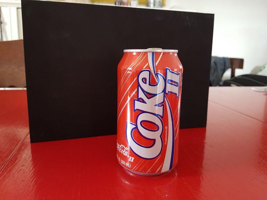 コカ・コーラ「Coke II」