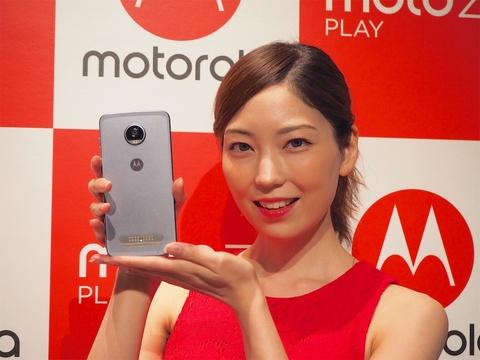 """""""ラズパイ対応、求む開発者""""の熱量 新SIMフリー端末「Moto Z2 Play」に見るモトローラの本気度"""