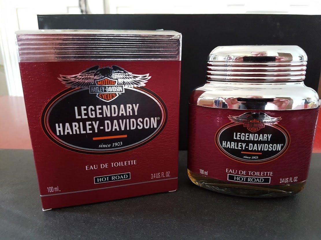 ハーレーダビッドソンの香水「Hot Road」
