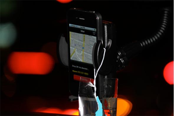 Uberのシステム