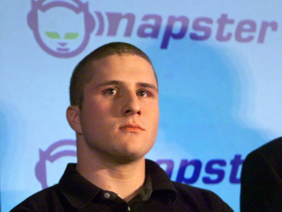 Napster 共同創業者 Shawn Fanning
