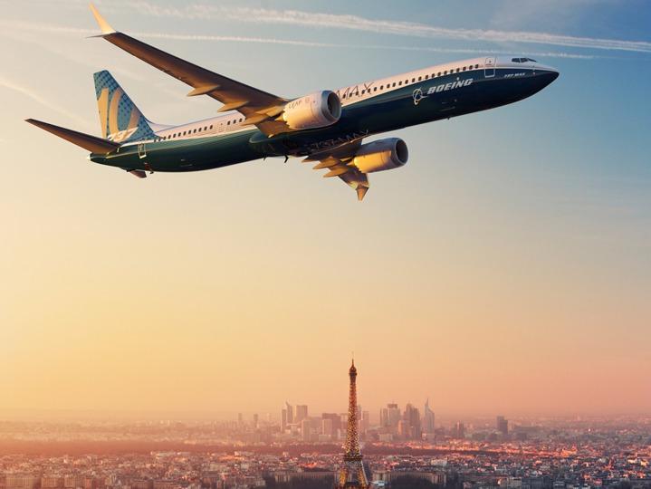 ボーイング 737 MAX10
