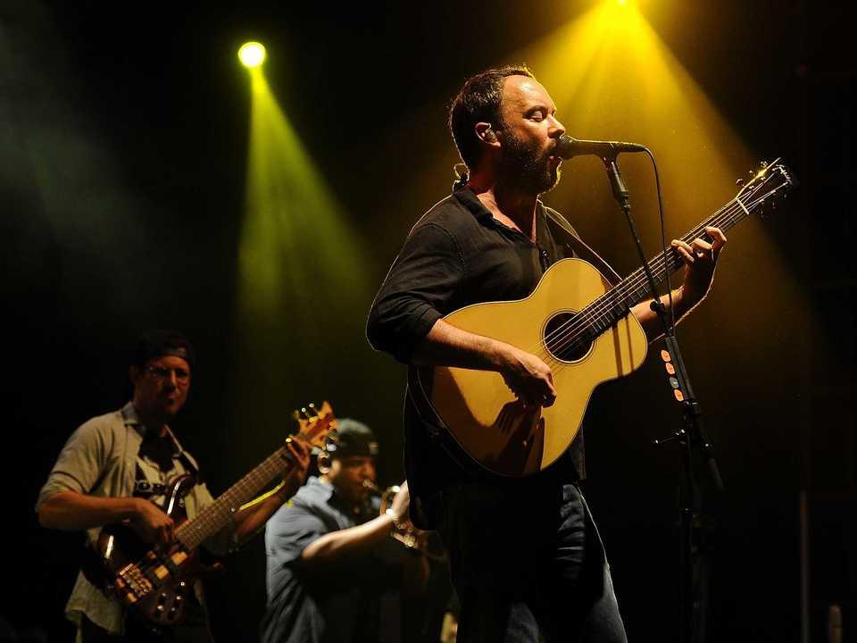 Dave Matthews Band / デイヴ・マシューズ・バンド
