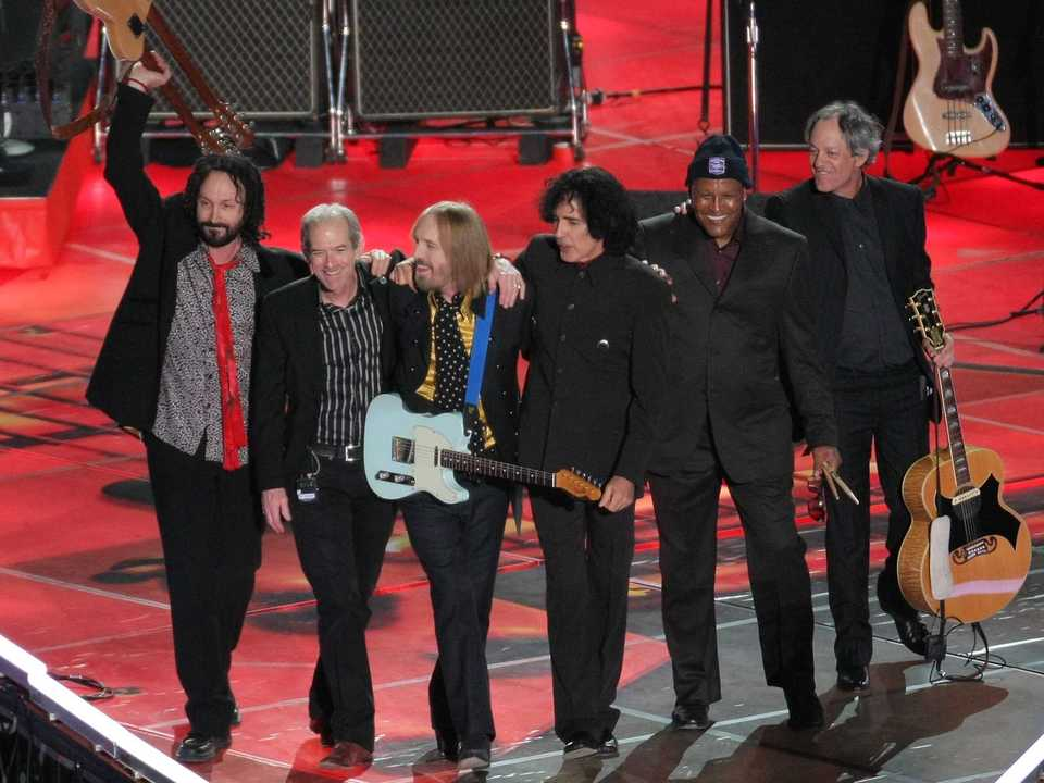 Tom Petty and the Heartbreakers / トム・ペティ&ザ・ハートブレイカーズ