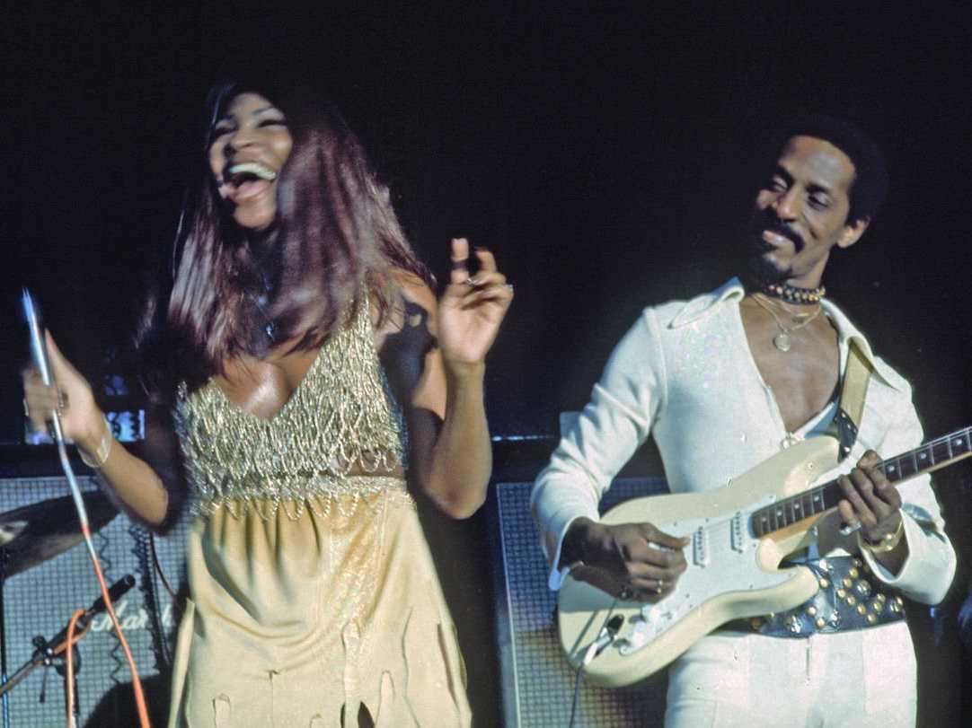 Ike & Tina Turner / アイク&ティナ・ターナー