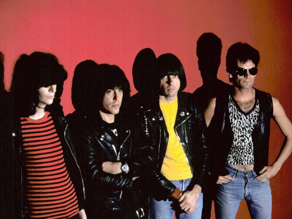The Ramones / ラモーンズ