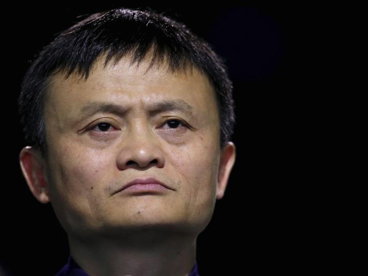 アリババの会長兼創業者であるジャック・マー(Jack Ma)氏