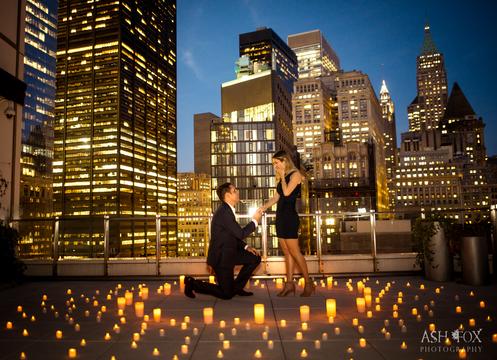 約1000組のプロポーズを撮影、NYのロマンチックなサクセスストーリー
