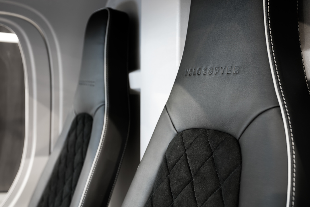 空飛ぶタクシー_Volocopter _ドローン