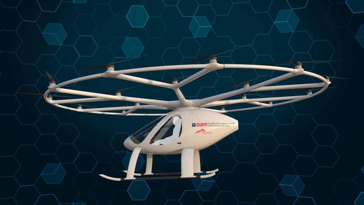空飛ぶタクシー_Volocopter _
