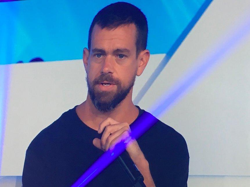 Twitter創業者ジャック・ドーシー「パワポを捨てて行動に移せ」