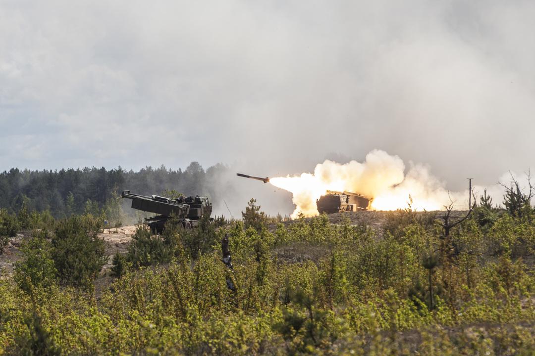 高機動ロケット砲