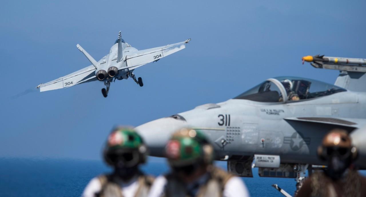 F/A-18Eスーパー・ホーネット