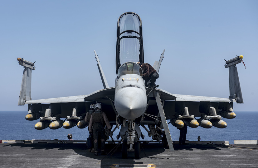 F/A-18Fスーパーホーネット