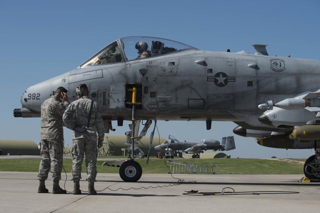 A-10サンダーボルトII