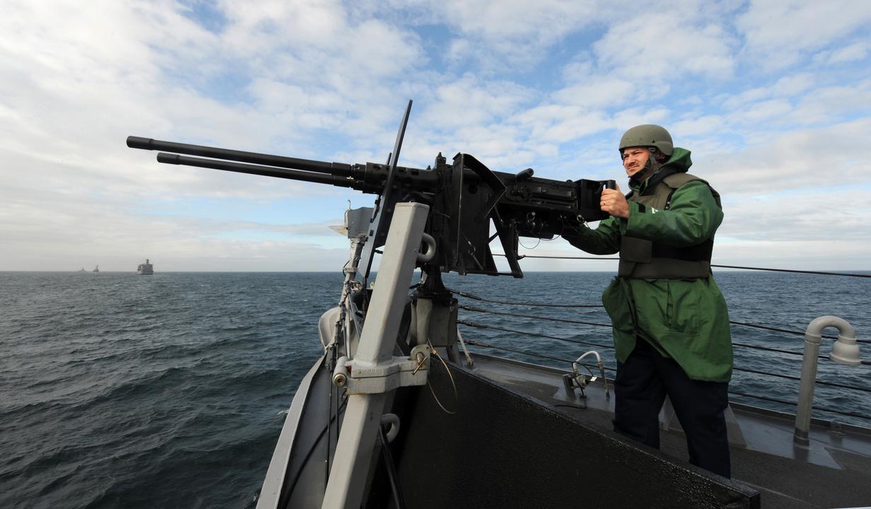 駆逐艦トラクスタンの射手