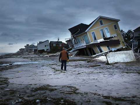 感染症、災害、大寒波……気候変動で激変する今世紀末のアメリカの姿