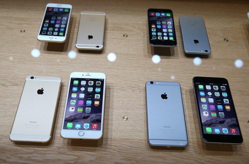 今のiPhone