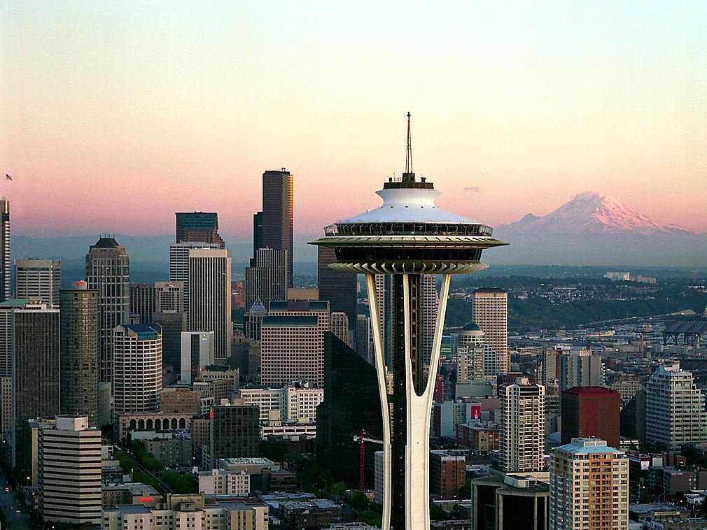 シアトルの風景