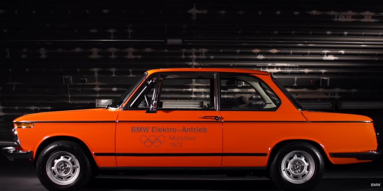 BMWのEV「1602 E」