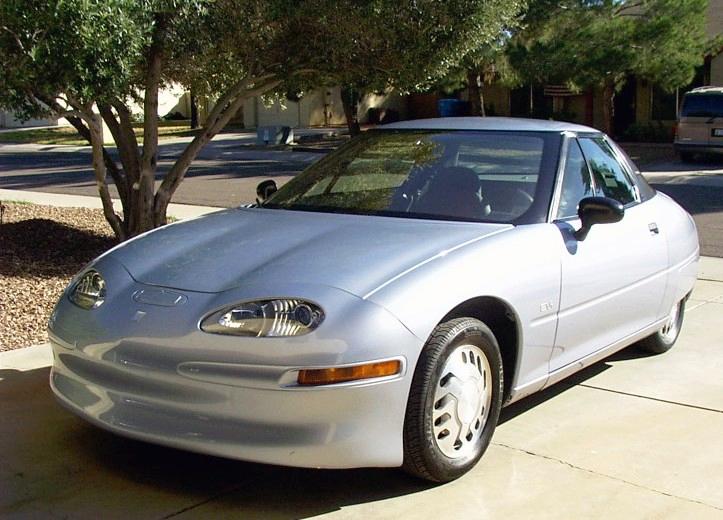 GM「EV1」