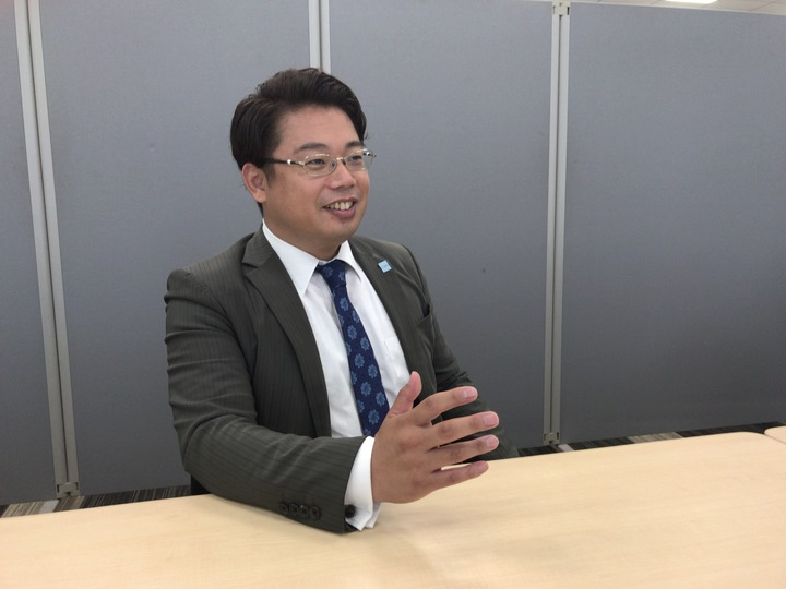 Domo・川崎カントリーマネージャー
