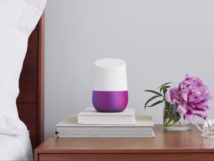 Googleアシスタントが搭載されたGoogle Home