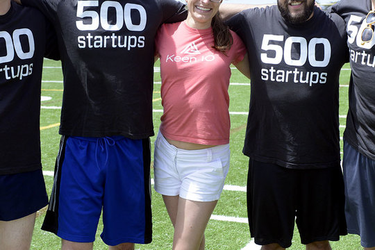 The 500 Startups
