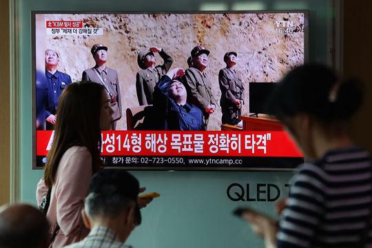 北朝鮮がICBM発射 トランプ強硬路線は手詰まり