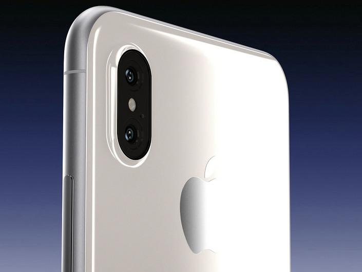 iPhone 8の予想図