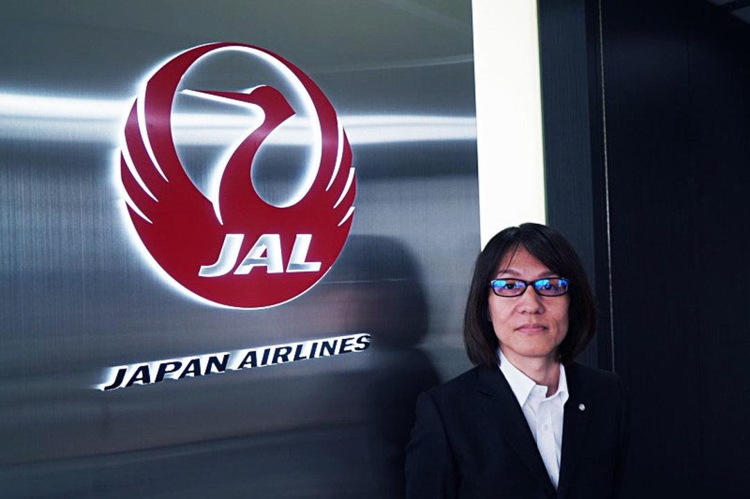 日本航空コーポレートブランド推進部・Webコミュニケーショングループ長の山名敏雄氏