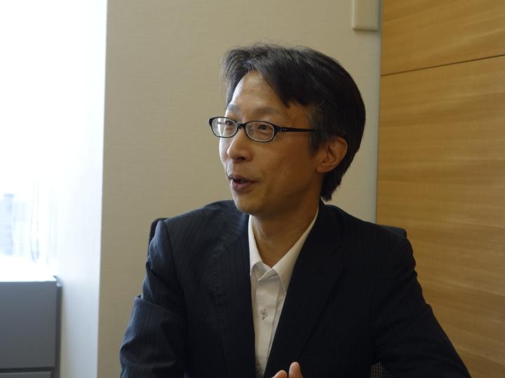 パーソル総合研究所の取締役執行役員、岩崎真也氏