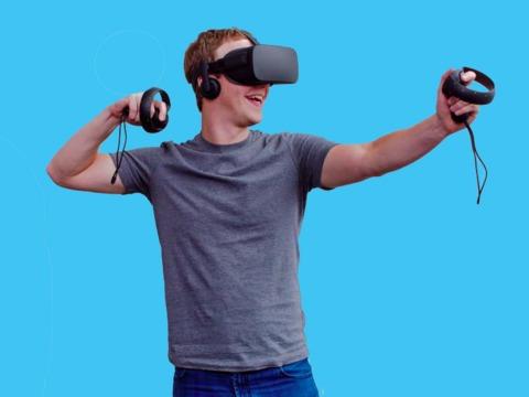 「FacebookがVRを普及させる」 —— Oculus Riftが再値下げ、価格競争に