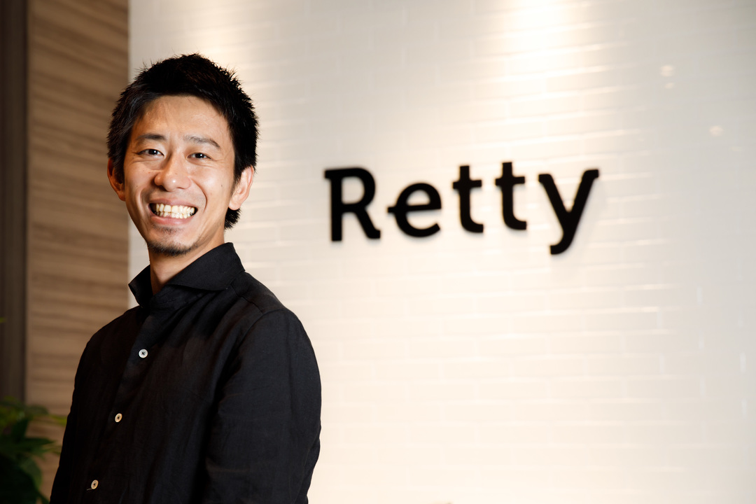 Retty代表取締役・武田和也