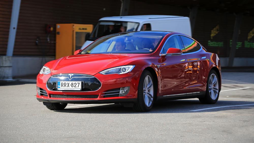 テスラ「Model S」
