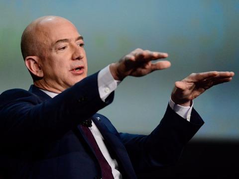 年間投資額は5000億円超 —— アマゾンがテレビを追い抜く日が近付いている