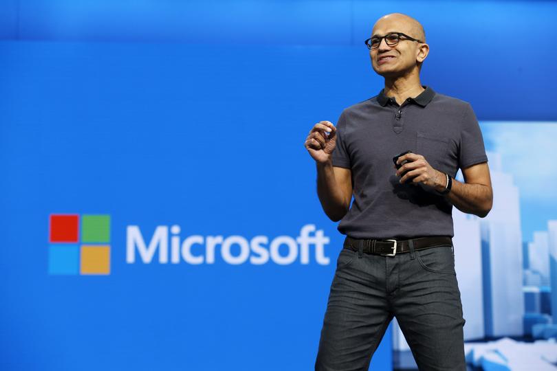 Microsoft_Satya_Nadella