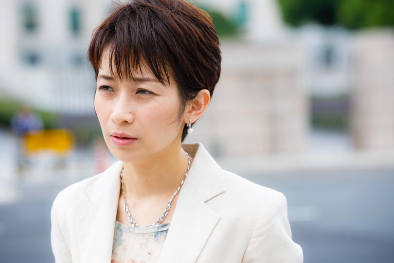 東京新聞・望月記者