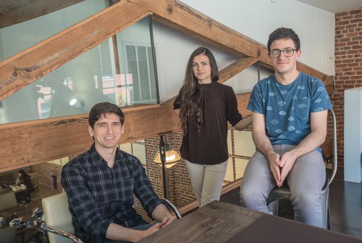 VoiceOpsの共同創業者たち