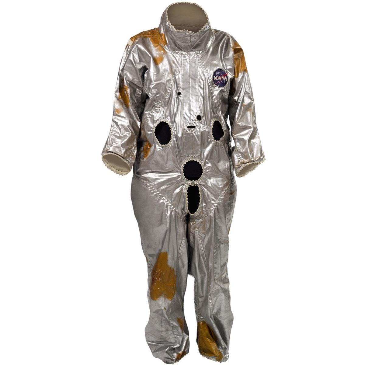 ジェミニ計画G1C宇宙服の断熱防護層