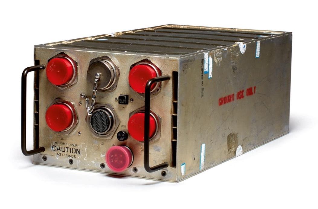 スペースシャトル軌道船のコンピュータープロセッサー