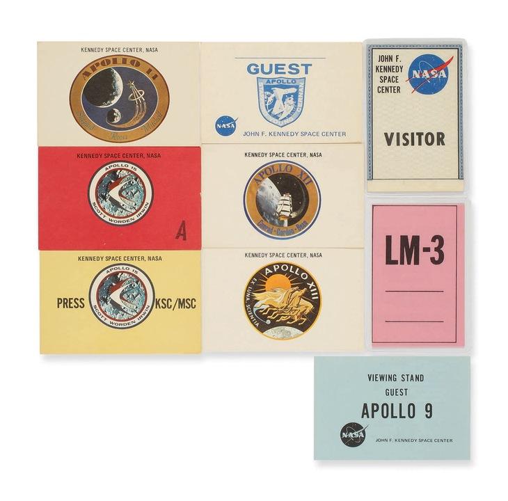 ケネディ宇宙センターでのアポロ・サターンロケット打ち上げ観覧パス