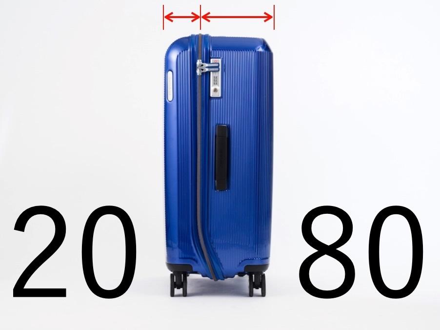 2dbc652dcd 100年メーカー・サムソナイトの新作スーツケース「ARQ」に凝縮したノウハウ ...