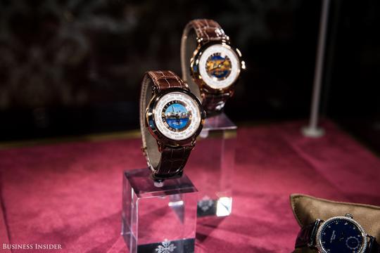 「ミレニアル世代に」高級時計メーカーのパテック フィリップが展示会を開催