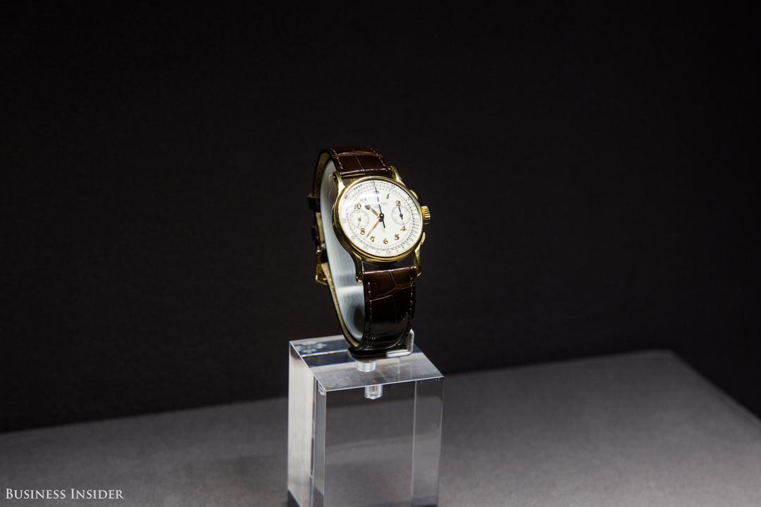 ジョー・ディマジオが身に着けていた時計
