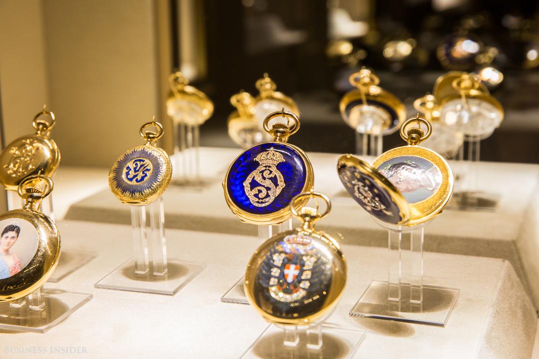 ビクトリア女王所有の時計