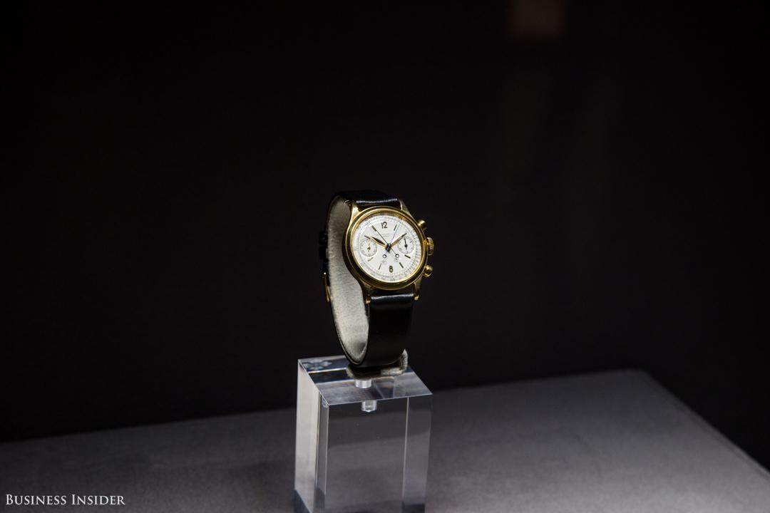 デューク・エリントンの腕時計