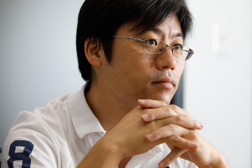 日本植物燃料の合田氏